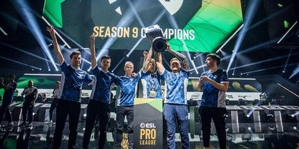 Team Liquid выиграла девятый сезон ESL Pro League Finals по CS:GO