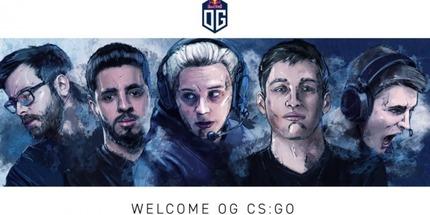 Официально: игроки OG дебютируют на cs_summit 5 по CS:GO