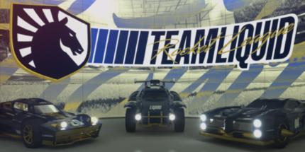 Team Liquid подписала европейскую команду по Rocket League