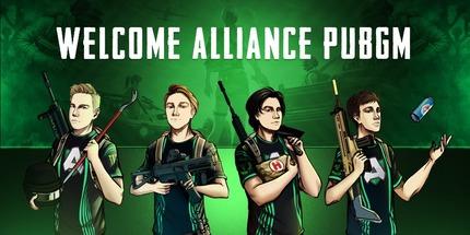 Шведский клуб Alliance подписал российский состав по PUBG Mobile