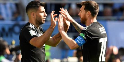 Аргентина - Мексика: хозяева должны победить