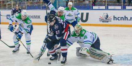 Прогноз на игру Салават Юлаев – Нефтехимик: соперники не забросят шесть шайб