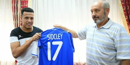 Сидиклей вернулся в Динамо и пройдет сборы
