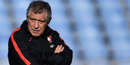 Сантуш продлил контракт со сборной Португалии