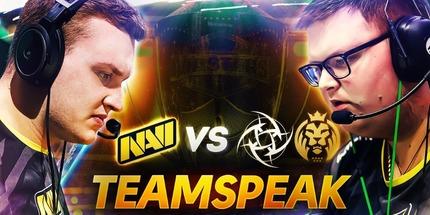 Видео: разговоры игроков Natus Vincere по CS:GO против NiP и MAD Lions