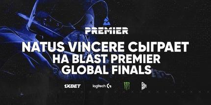 Игроки Natus Vincere получили инвайт на BLAST Premier: Global Final по CS:GO