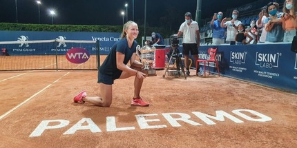 Фиона Ферро выиграла турнир в Палермо