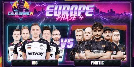 Vitality и BIG встретятся в финале виннеров cs_summit 6: Europe по CS:GO