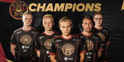 Финская команда ENCE выиграла СНГ-состав Vega и стала чемпионом StarSeries i-League S6 по CS:GO