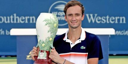 Даниил Медведев выиграл Мастерс в Цинциннати