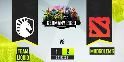 Team Liquid и Alliance упали в лузера на ESL One Germany 2020 по Dota 2