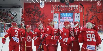Прогноз на матч Северсталь – Витязь: гости оформят путевку в плей-офф