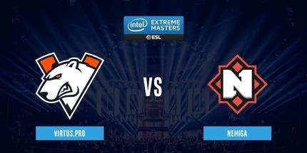 Virtus.pro и Nemiga встретятся в гранд-финале IEM New York Online: CIS