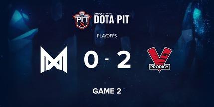VP.Prodigy выбила Nigma с онлайн-турнира OGA Dota PIT S3: Europe/CIS