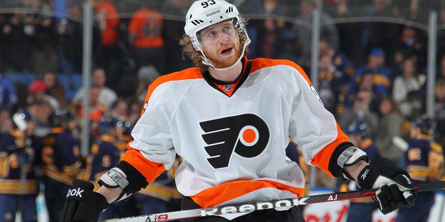 Якуб Ворачек отыграл в НХЛ 10 сезонов