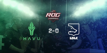 HAVU Gaming стала чемпионом ASUS ROG Winter 2020 по CS:GO