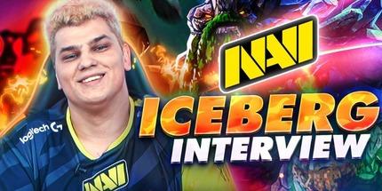 Видео: Iceberg из NAVI — о медийке, СНГ-менталитете и мотивации