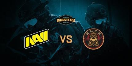 NAVI против ENCE: прямой эфир DreamHack Masters Spring 2020 по CS:GO