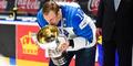 Марко Анттила - капитан сборной Финляндии