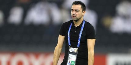 Хави продлил контракт с Аль-Саддом