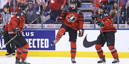 Канаду и Россию поменяли местами на Чемпионате мира 2021 года