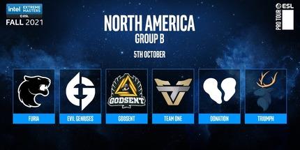 Организаторы провели жеребьёвку IEM Fall по CS:GO для Северной Америки
