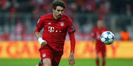 Хави Мартинес покинет Баварию