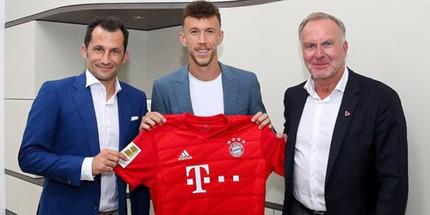 Бавария не будет выкупать Перишича за 20 млн