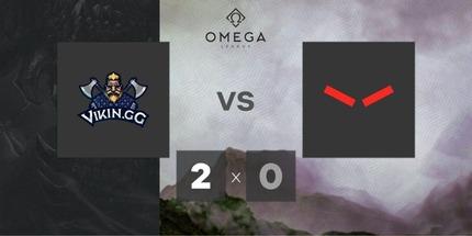 Vikin обыграла HellRaisers и прошла в основной этап OMEGA League по Dota 2