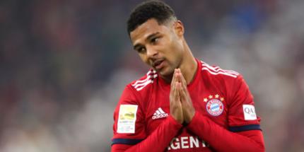 Бавария хочет продлить контракт с Гнабри