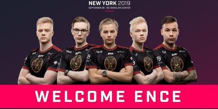 ENCE Esports сыграет на LAN-турнире ESL One New York 2019 по CS:GO
