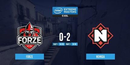 ForZe уступила Nemiga в четвертьфинале IEM New York Online: CIS по CS:GO