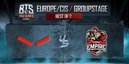 HellRaisers выиграли Empire на BTS Pro Series S3: Europe/CIS по Dota 2