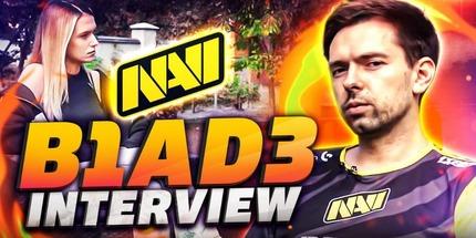 Видео: тренер NAVI B1ad3 о буткемпе, лучших картах и онлайне в CS:GO