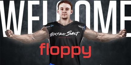 Floppy ушёл из Valorant и присоединился к Extra Salt по CS:GO