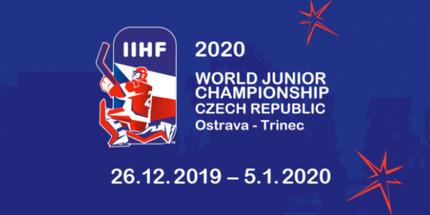 Расписание молодежного чемпионата мира-2020