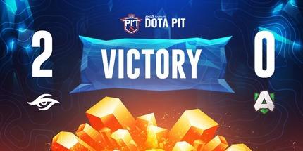 Игроки Secret сыграют в гранд-финале OGA Dota PIT S3: Europe/CIS
