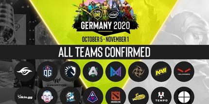 Cyber Legacy заменила Virtus.pro на ESL One Germany 2020 по Dota 2