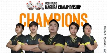 Neon Esports выиграла на Moon Studio Kagura Championship