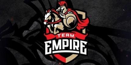Team Empire перевела основной состав по Dota 2 в инактив