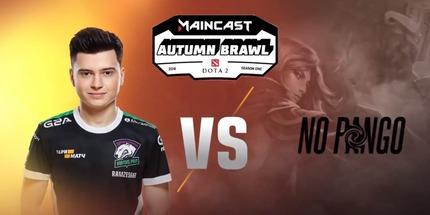 NoPangolier — Virtus.pro: дерби СНГ-команд в финале онлайн-турнира Autumn Brawl от Maincast