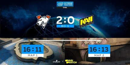 Virtus.pro победила Natus Vincere на IEM New York Online: CIS по CS:GO