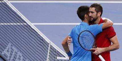 Чорич и Чилич выступят на турнире Джоковича