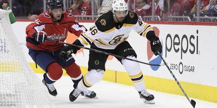 Прогноз на поединок группового раунда Вашингтон – Бостон: команды не забьют больше шести голов