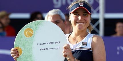 София Кенин стала чемпионкой турнира на Мальорке