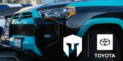 Toyota будет спонсировать команды Immortals по LoL и Valorant