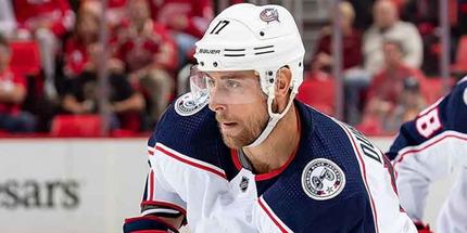 Брэндон Дубински не сыграет в матчах плей-офф НХЛ