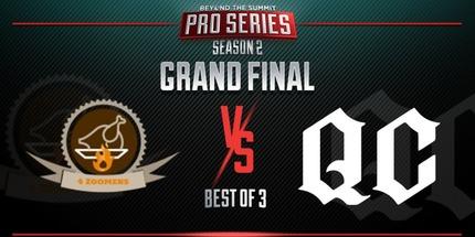 Quincy Crew выиграла второй сезон BTS Pro Series: Americas по Dota 2