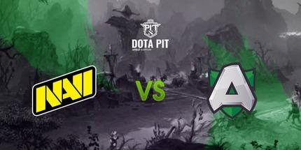 Alliance победила NAVI и встретится с Nigma в финале виннеров OGA Dota PIT Season 2: Europe CIS