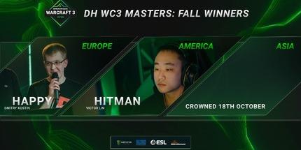 Россиянин Happy победил на DreamHack Warcraft III Open 2020 для Европы